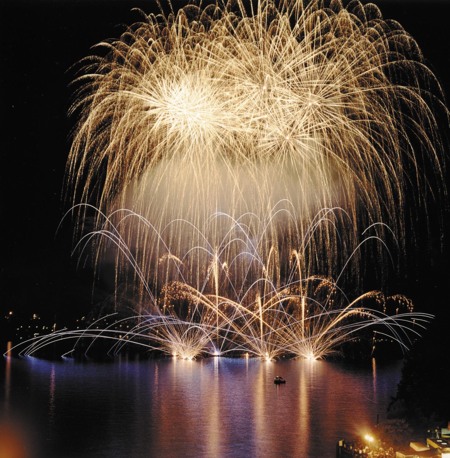 Gioco fuochi d artificio